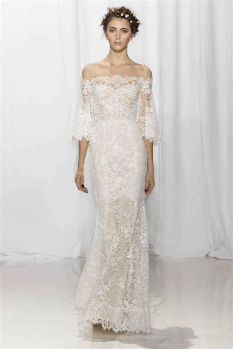 Shoulder Lace Wedding Dress 25 best ideas about shoulder wedding dress on