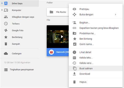 cara membuat aplikasi google drive 2 cara mengatasi kuota terlaui google drive dengan cepat