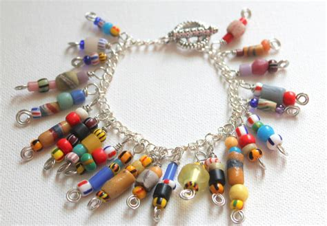 jewelry tutorials how to make a charm bracelet emerging creatively jewelry