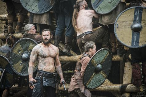 does ragnar get back with his first wife vikings tv series vikings quot to the gates quot 3x08