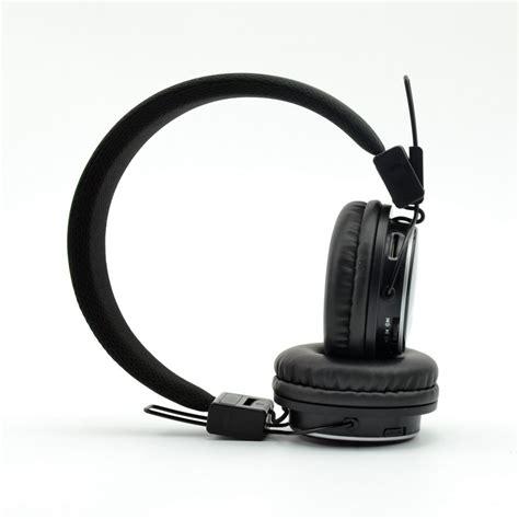 Headphone Bluetooth Nia X3 Wireless Calls Termurah 03 Nia X2 Bluetooth Headphone Black Price In Pakistan