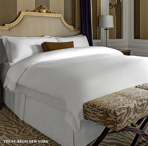 white bedding sets st regis bed and bedding sets st regis boutique hotel store