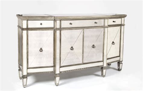 ls plus mirrored furniture furniture exciting mirrored buffet for bedroom design