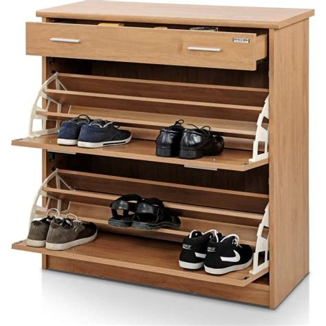 shoe rack with finishing furniture