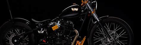 Brook Chopper Motorrad by Bramos Motorcycles Predajcovia
