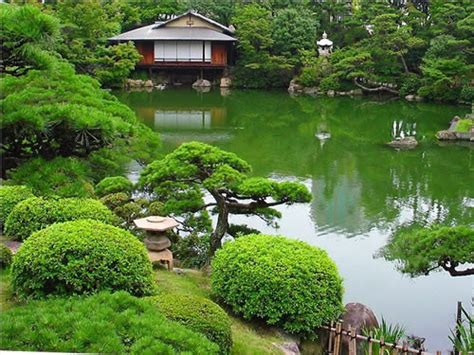 Hill Gardens by Pond And Hill Garden Japanese Garden
