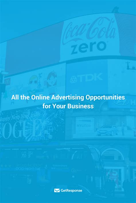 Advertising Opportunities by Bertha S All The Advertising Opportunities