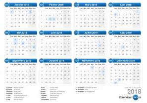 Luxembourg Calendrier 2018 Calendrier 2018