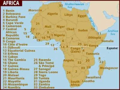 most civilized countries in africa 2019 top 10 naijaquest