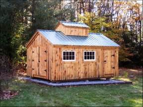 12x16 barn gambrel shed 1 shed plans stout sheds llc