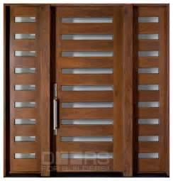 Modern Wooden Front Doors Modern Collection Custom Solid Wood Doors Contemporary Front Doors Chicago By Doors