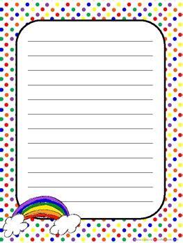 weather writing paper weather writing paper by elementary lesson plans tpt