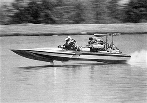 jet boat racing keith proud mary blown fuel hydro restoration
