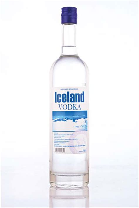Iceland Vodka 500ml Grosir 1 made in bali now bali