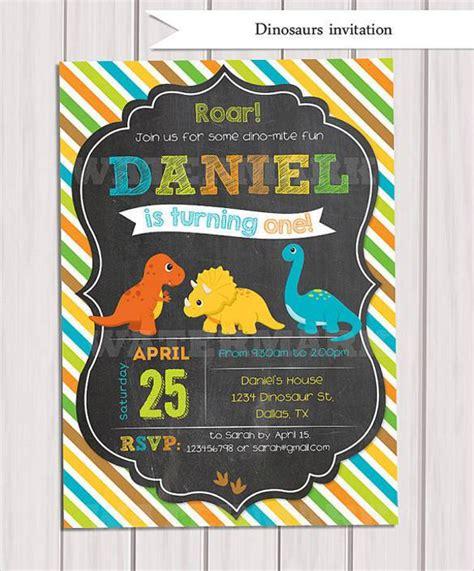 29 Dinosaur Birthday Invitation Templates Psd Ai Vector Eps Free Premium Templates Dinosaur Birthday Invitation Template