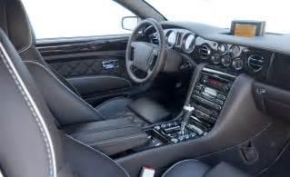 Bentley Brooklands Interior Car And Driver