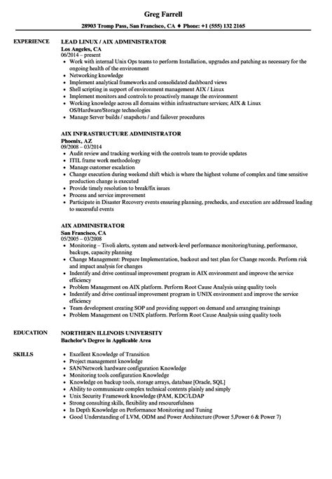 Aix System Administration Cover Letter by Aix Administrator Cover Letter Special Education Assistant Cover Letter