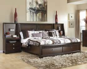 Storage Headboard King King Headboard With Storage Best Storage Design 2017