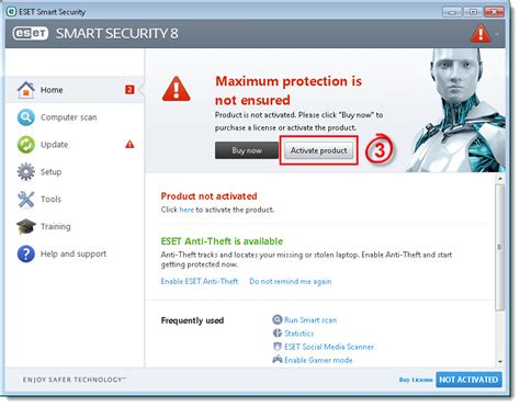 eset nod32 8 username password license activation key free activate my eset windows home product using my username