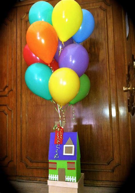 imagenes de regalo con globos deamor www regalosamer com mx caja casa up para regalo con racimo