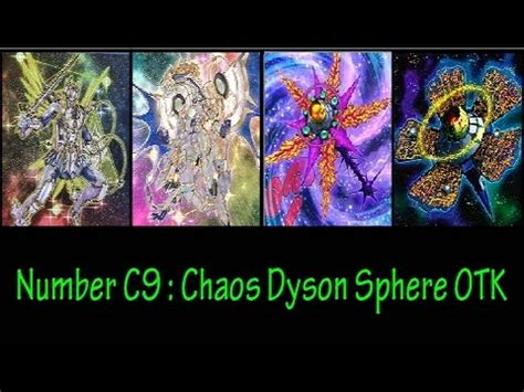 number 9 dyson sphere deck ygopro number c9 chaos dyson sphere otk pcook ru