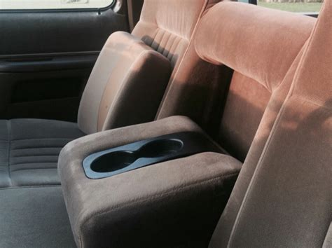 bench seat cup holder 87 91 bench seat cup holder ford truck enthusiasts forums