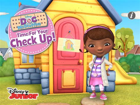 doc mcstuffins outdoor playhouse disney junior wallpapers wallpaper cave