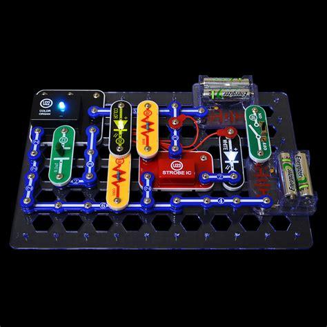 elenco snap circuits lights snap circuits 174 light elenco