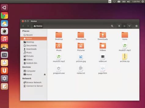 new themes ubuntu 14 04 ubuntu s new mobile and desktop icon theme gets shown off