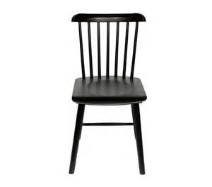 chaise colette 2 noir chaises but