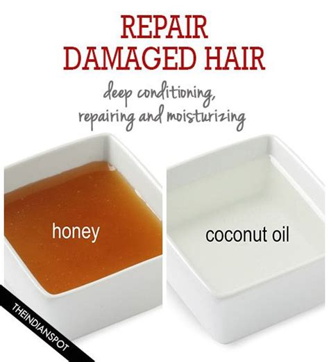 does coconut oil damage a perm 5 best diy coconut oil hair treatments hair masks your