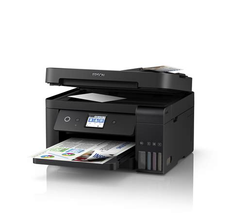 Printer Epson Adf epson l6190 wi fi duplex all in one ink tank printer with adf ink tank system printers ink