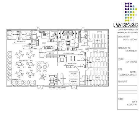 yoga studio floor plan a bright yoga studio and juice cafe by lauren vanc at