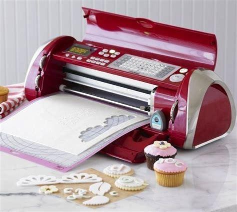 Printer Kue speedy fondant printers cricut cake decorating machine