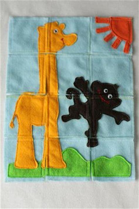 craft felt jigsaw puzzle