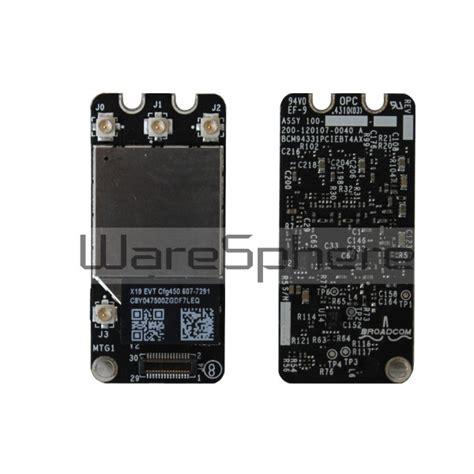 Wifi Card Macbook wifi bluetooth card for apple macbook pro mc723 mc724 mc725 bcm94331