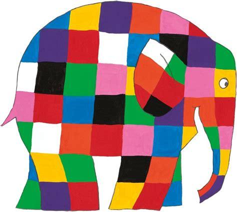 Elmer The Patchwork Elephant Book - best 25 elmer the elephants ideas on contact