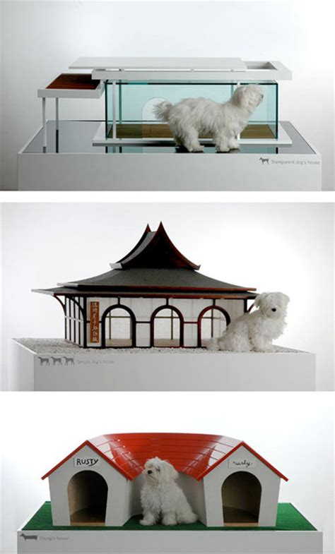 beautiful dog houses beautiful dog houses tooo much
