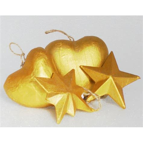 christmas baubles gold