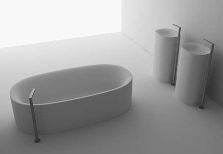 boffi bathtub monolithic forms awol trends