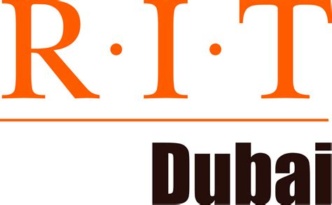 Rochester Institute Of Technology Dubai Mba by Rit Logo Logospike And Free Vector Logos