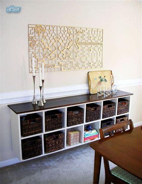 hometalk 20 dining room storage ideas