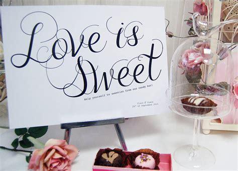 buffet sign wording buffet wedding sign by made with designs ltd notonthehighstreet