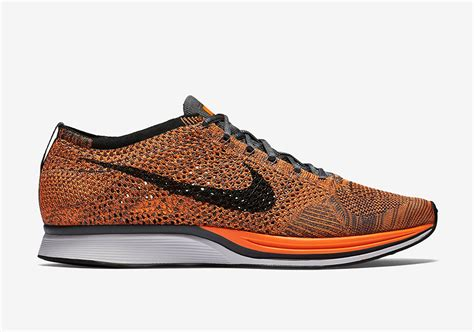 Nike Air Max Flyknit Total Orange nike flyknit racer total orange sneakicks