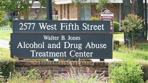 Detox Centers In Greenville Nc by Walter B Jones And Abuse Treatment Center