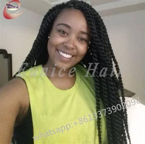 curly crochet two strand twist braids styles hair