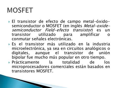 transistor mosfet slideshare transistor mosfet slideshare 28 images datasheet of cmf10120d sic mosfet transistor 91054