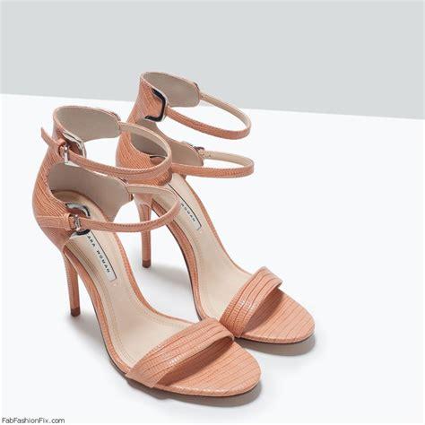 zara heeled sandals zara summer 2015 shoes collection fab fashion fix
