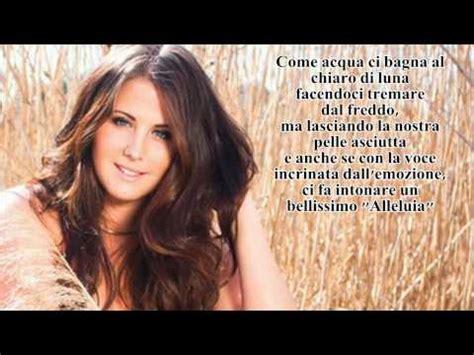 hallelujah testo e traduzione halleluja version traduzione in italiano doovi