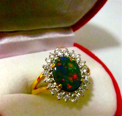 Handmade Gemstone Jewellery Australia - custom made opal rings sale75 savings money your
